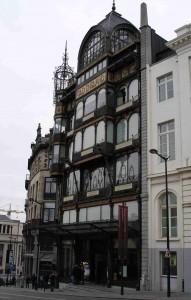 Brüssel Old England 2